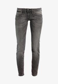 Herrlicher - PIPER SLIM - Slim fit jeans - dark ash - 5
