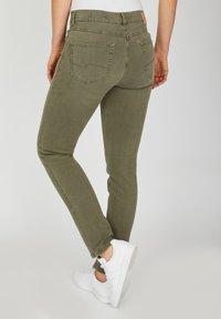 Angels - CICI - Slim fit jeans - khaki - 2