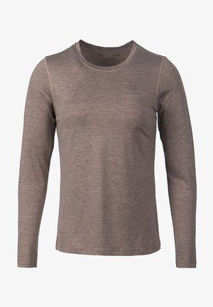 MAJE  - Sports shirt - shadow gray