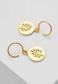 Julie Sandlau - SIGNATURE EARRING - Örhänge - gold-coloured - 2