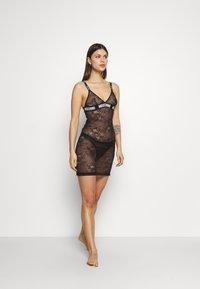 Moschino Underwear - PETTICOAT - Nightie - black - 1