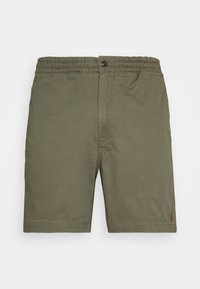 6-INCH POLO PREPSTER TWILL SHORT - Kraťasy - expedition olive
