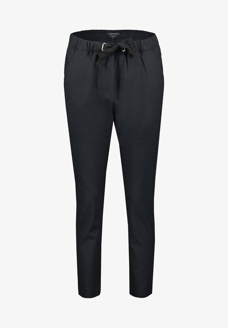 Marc O'Polo - Trousers - schwarz