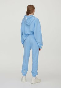 PULL&BEAR - Tracksuit bottoms - blue - 2