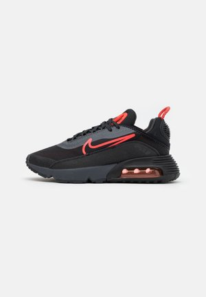AIR MAX 2090 UNISEX - Sneakersy niskie - black/radiant red/anthracite/white