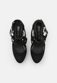 Even&Odd - High heels - black - 5