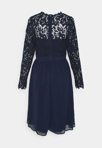 Chi Chi London - LYANA DRESS - Robe de soirée - navy - 1