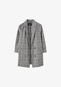 PULL&BEAR - Krátký kabát - grey - 6