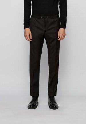 BANKS_RET - Pantaloni - black