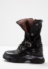 A.S.98 - Platform boots - nero - 7