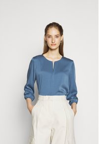 HUGO - CAELA - Blouse - dark blue - 2