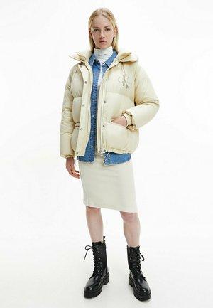 Winter jacket - muslin