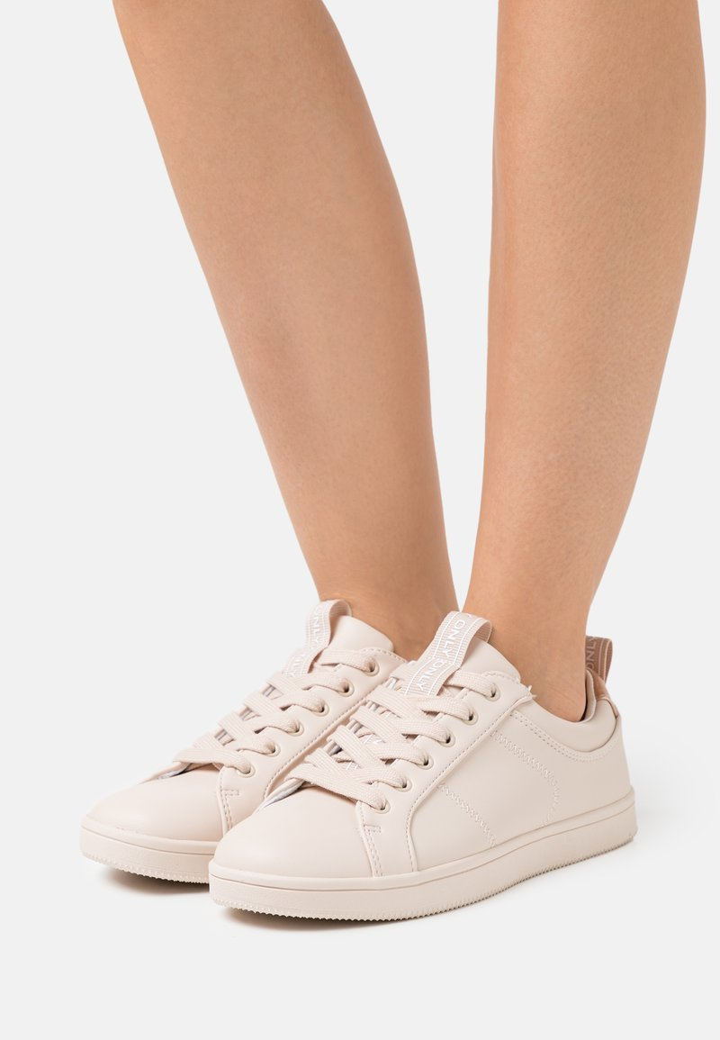 ONLY SHOES - ONLSHILO MONOCHROME  - Sneakers laag - pink