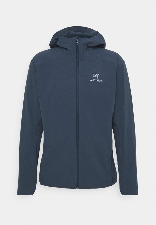 GAMMA SL HOODY MENS - Giacca outdoor - fortune