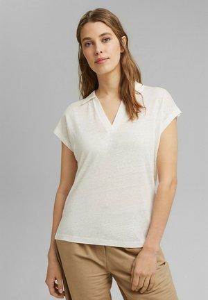 Polo shirt - off white