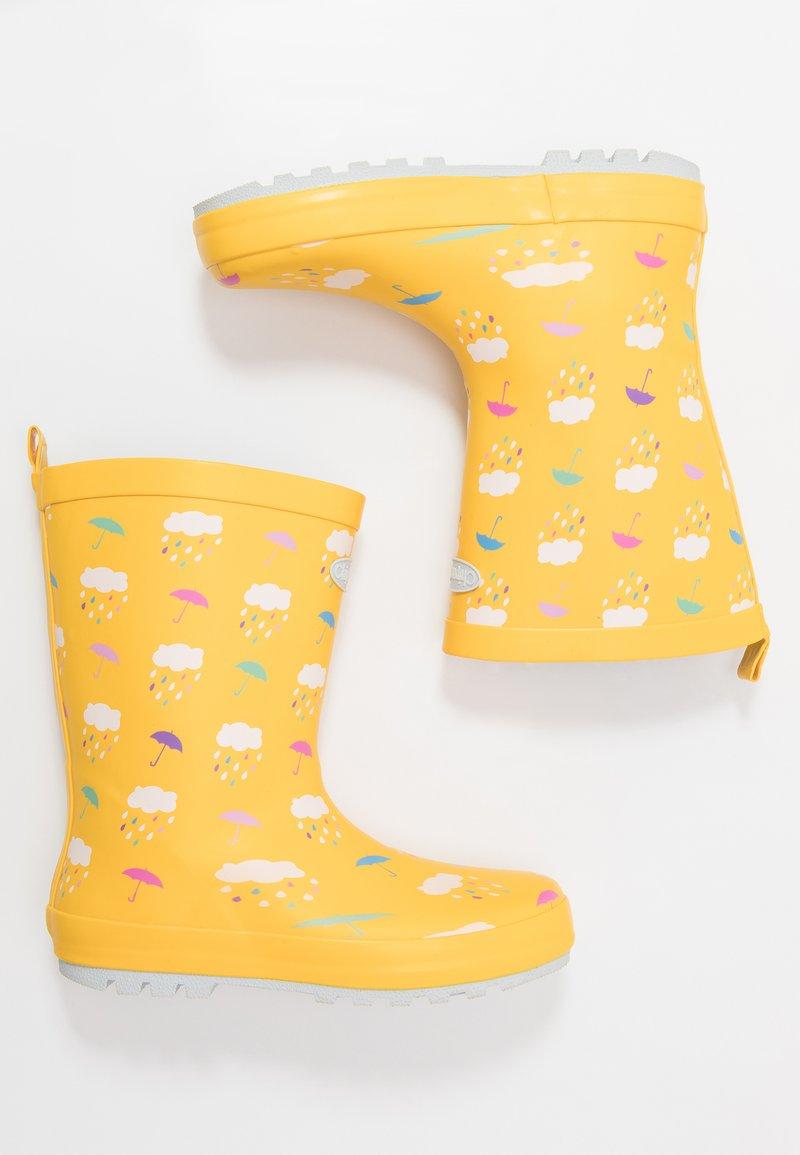 Chipmunks - RAIN - Regenlaarzen - yellow