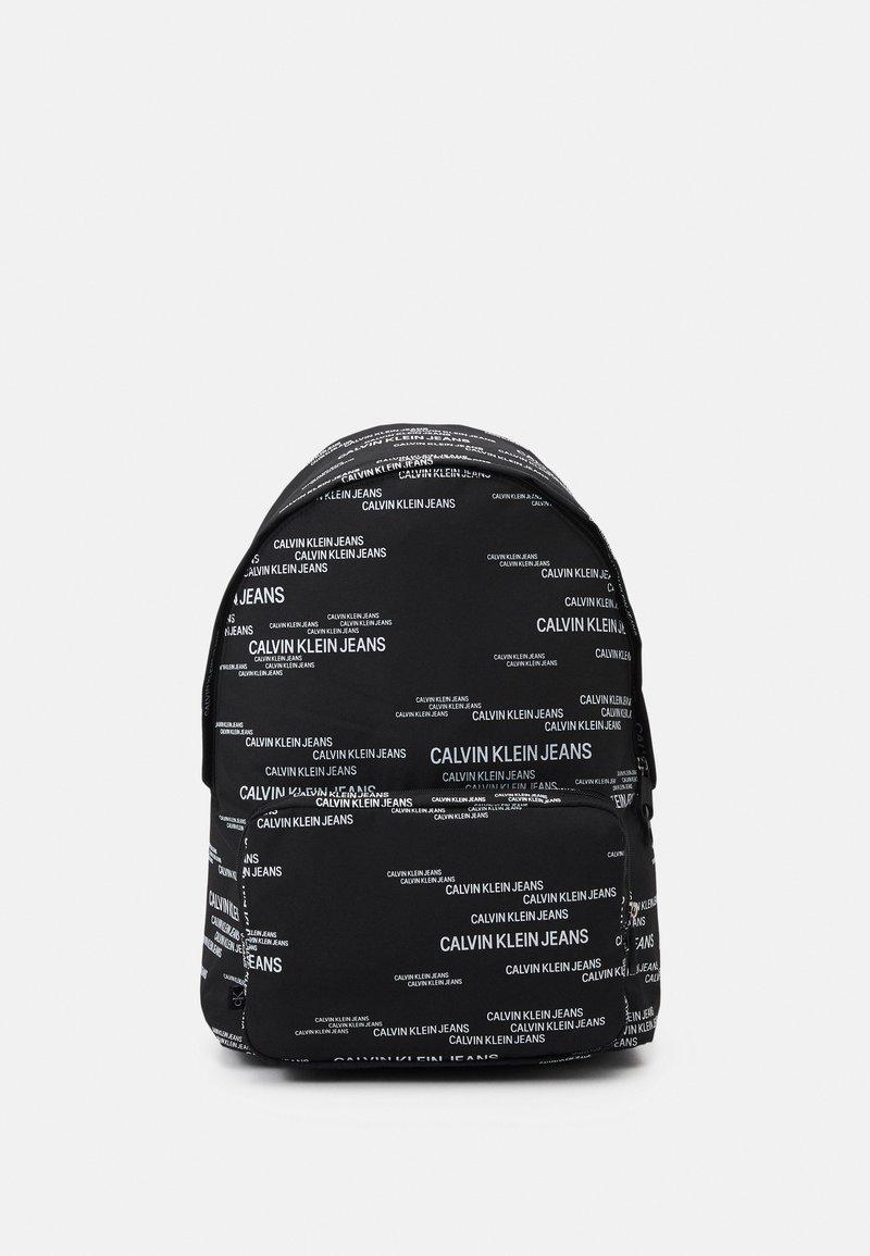 Calvin Klein Jeans - CAMPUS URBAN UNISEX - Batoh - black