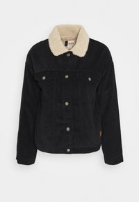 Roxy - GOOD FORTUNE - Light jacket - anthracite - 3