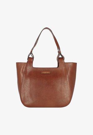 LUCIA - Handtas - brown