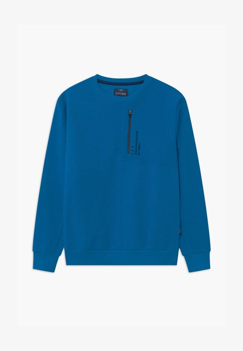 Tiffosi - VIBES - Camiseta de manga larga - blue