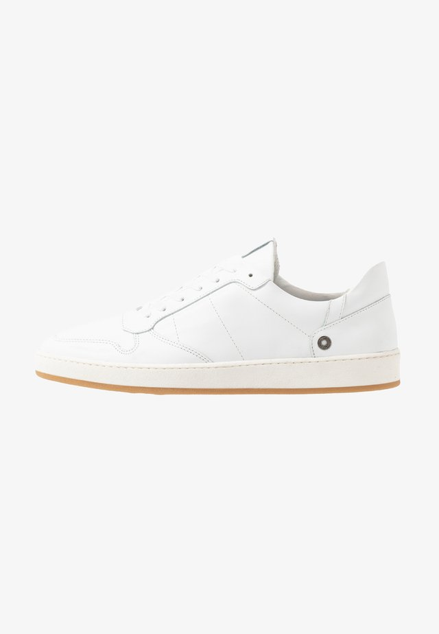 Sneakers basse - manlis bianco