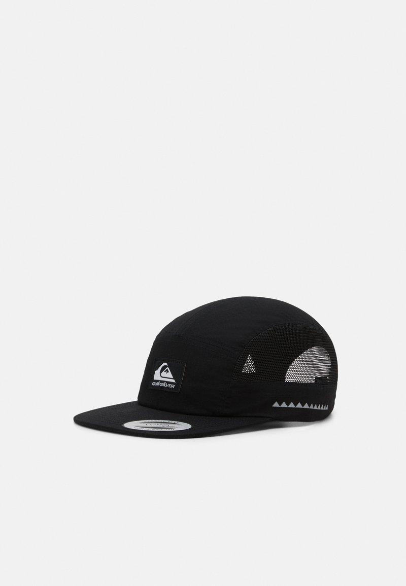 Quiksilver - CAMP STACKER HATS  - Cap - black