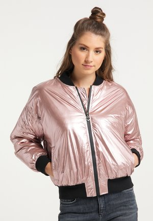 Bomber Jacket - rosa