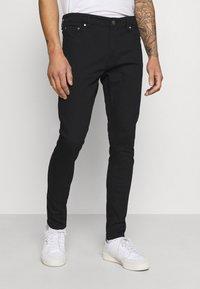 Brave Soul - JAMIE - Jeans Skinny Fit - black denim - 0