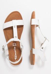 Tamaris - Sandales - white - 3