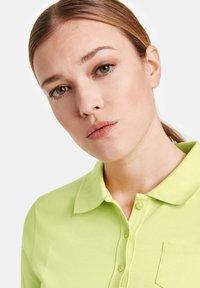 Gerry Weber - Polo shirt - lime - 2