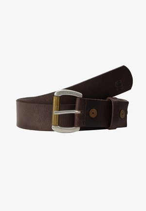 DAST BELT - Belt - dark brown