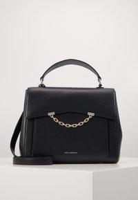SEVEN TOP HANDLE - Handbag - black