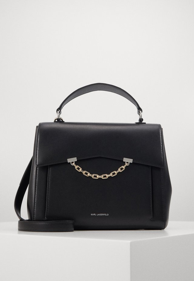 SEVEN TOP HANDLE - Sac à main - black