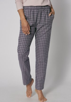 MIX & MATCH TAPERED - Pyjama bottoms - pebble grey