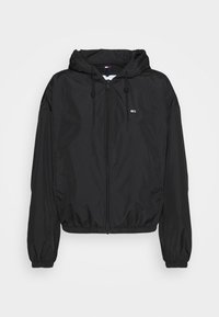 Tommy Jeans - YOKE TAPE  - Windbreaker - black - 0