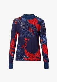 Desigual - MARYLAND - Bluzka - blue - 4