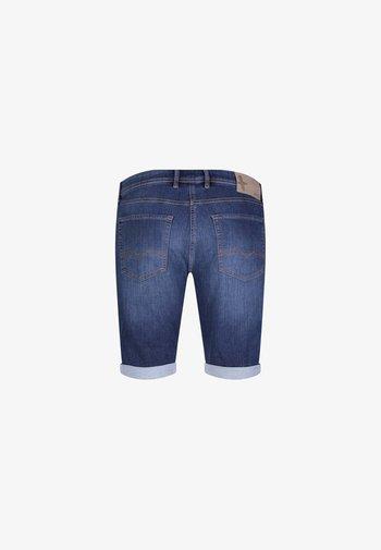 Denim shorts - vintage wash