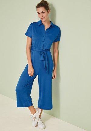 Jumpsuit - blue-grey