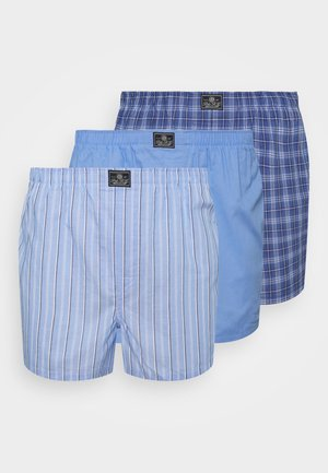 OPEN 3 PACK - Boxershorts - blue