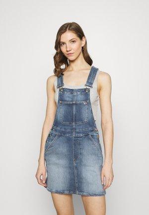 Jeansklänning - blue denim