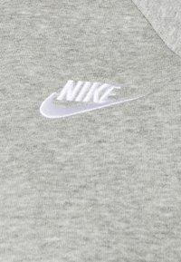 Nike Sportswear - CREW - Sweatshirt - dark grey heather/matte silver - 5