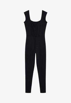 NURIA - Jumpsuit - schwarz