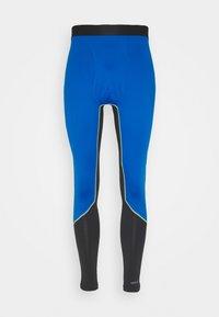 Burton - Calzoncillo largo - blue/black - 3