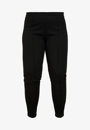 EXCLUSIVE ERICCI PANTS - Leggings - Trousers - black
