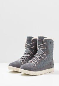Viking - ZIP II GTX - Winter boots - darkgrey - 3