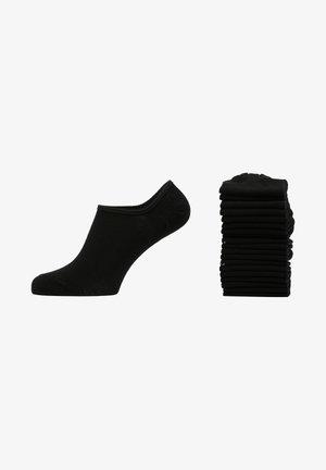 10ER PACK - Sokletter - schwarz