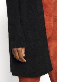 Object Tall - OBJNETE - Cardigan - black - 4