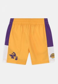 Outerstuff - NBA LOS ANGELES LAKERS SPACE JAM  ZONE DEFENSE SET UNISEX - Tracksuit - yellow - 2