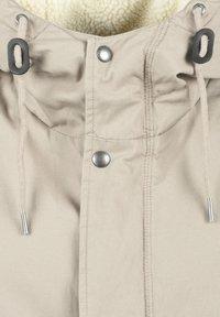 Solid - DARNELL - Winter coat - sand - 3