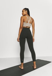 Sweaty Betty - SUPER SCULPT 7/8 YOGA LEGGINGS - Medias - dark forest green - 2